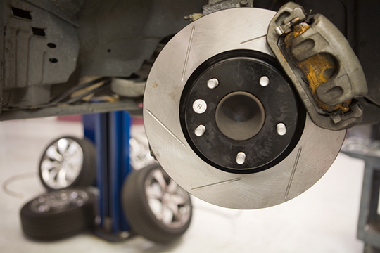 ACDelco Advantage Front Brake Rotors Installed $158.95* at Lou LaRiche