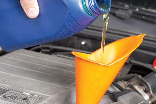 $69.95* 8-Quart Oil Change Plus Tire Rotation at Lou LaRiche