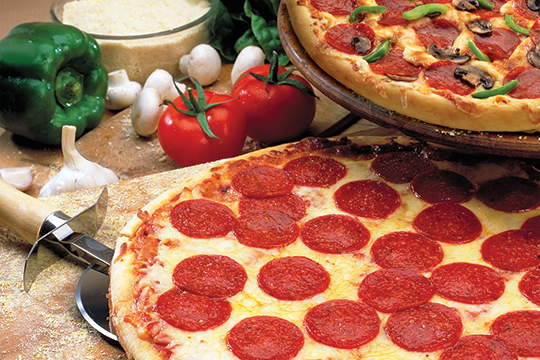 $5 OFF Any Order of $35 or More at Papa's Pizza Place